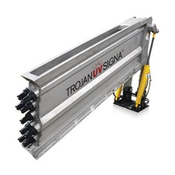 The TrojanUVSigna incorporates revolutionary innovations that reduce the total cost of ownership and drastically simplify operation and maintenance.
